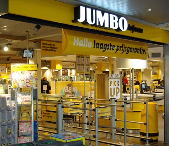 Jumbo ontzorgd in specificatiebeheer
